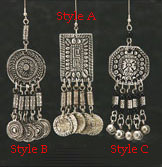 Bellydance Earrings