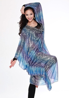 Bejewelled Caftan/Cover-up