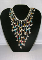 Beads and Bells Necklace